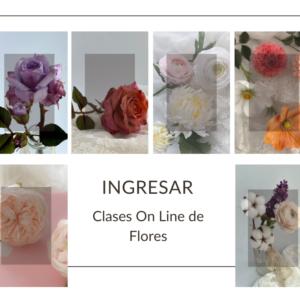 Flores Azúcar, Porcelana fría, y Wafer Paper